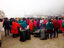 Ecuador! Vida en Los Andes