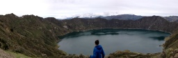 Crystal Clear Quilotoa Crater