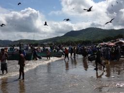 Costeños in Puerto Lopez
