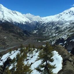 Kathmandu & Hiking the Himalayas