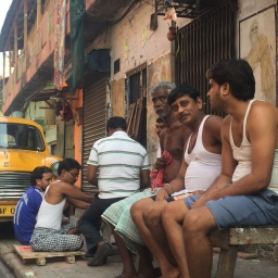 Calcutta the City of Joy