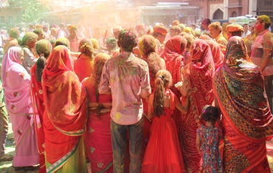 Ganesh festival in Jodhpur